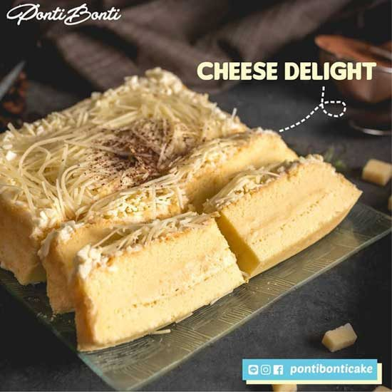 Bonti Cheese
