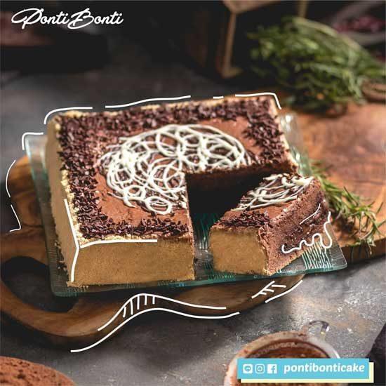 Bonti Coklat