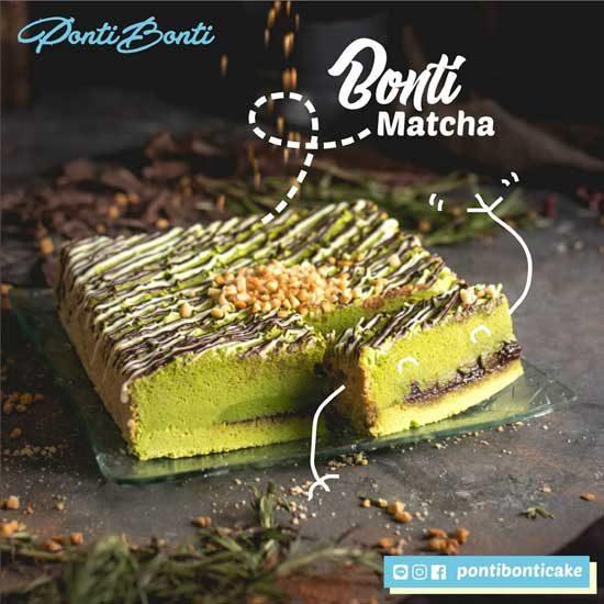 Bonti Matcha